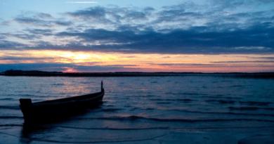 Отдых на природе. 5 лучших озерных чудес Украины