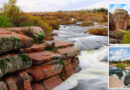Токівський каскадний водоспад