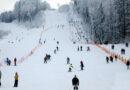 Ski resort Migovo.Chernivtsi