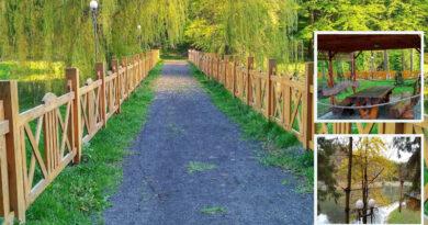 "Botanical reserve ""Vorotnev"" near Lutsk"